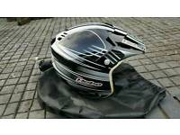 Hebo trials helmet