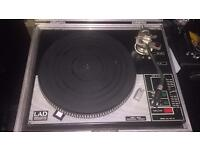 LONDON ACOUSTIC DEVELOPMENTS GAJ 945 SP BROADCAST/DJ TURNTABLE