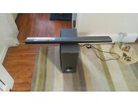 Multiple Sound Bar equipment Bargain Price 3x quality soundbars 1x Pro Sound Speaker