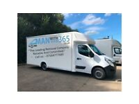 Man with Van,365 Ltd.📞07564-777-685 Slough's Cheap Reliable Removals and Highly Trusted.