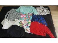 Bundle of woman's clothes for sale