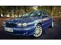 2005 Jaguar X type 2.0D sport