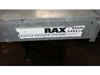 RAX METAL VAN ROOF PIPE BOX