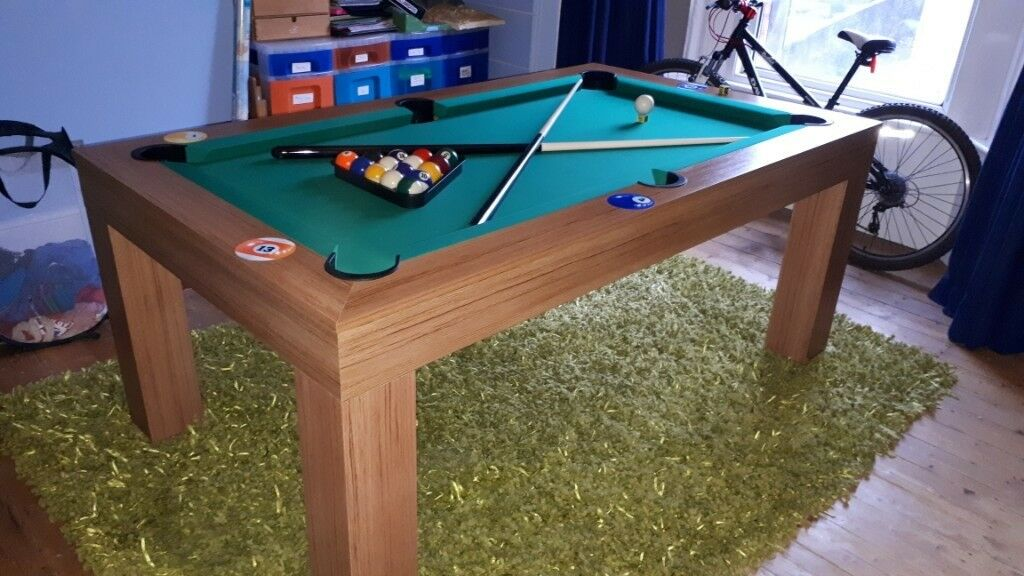 Pool Table That Converts To A Dining In Brighton East Sus Gumtree