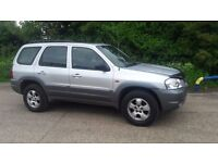 MAZDA TRIBUTE 2004 AUTOMATIC LOOKS AND DRIVES PERFECT 4X4