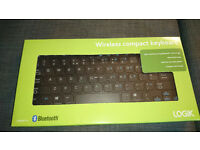 Logik LKBUBT14 Bluetooth Keyboard