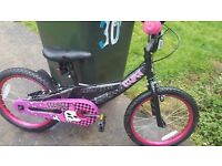 Girls universal mountain bike