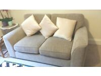 Sofa 2 seater x2 very good condition