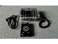 Traktor Audio 2 mkII portable Dj i/o + Peli 1010 waterproof case - brand new