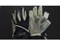 Gill size 7 Ladies sailing gloves