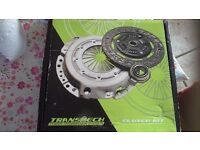 New Boxed 3 Piece Clutch Kit with Bearings Fits Peugeot 1.4 HDI Diesel