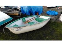 Rowing boat. Ideal for tender or fishing