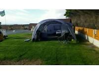 Horizon 6 five tubed pump up tent