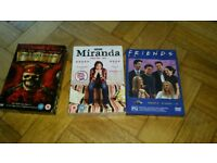 Selection of 3 dvd box sets