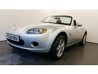 2008 | Mazda MX-5 1.8 2dr | HPI Clear | AA Inspection Report | Climate Control | Electric Windows