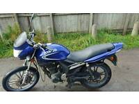 Kymco pulsar 125 12 month mot rude away everything works as it should great moped scooter learner