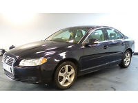 2007 07 VOLVO S80 3.2 SE LUX 4D *LOW MILEAGE 36K*PART EX WELCOME*2 YEARS WARRANTY*FINANC