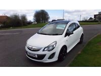VAUXHALL CORSA 1.2 LIMITED EDITION(13)plate,1 1Owner,Full Service History,Alloys,Air Con,Very Clean