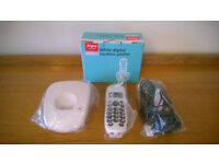 ****Free delivery**** Digital cordless phone - in perfect condition