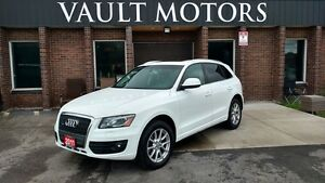 2011 Audi Q5 2.0T Navigation ONE OWNER