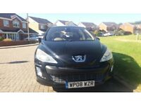 Peugeot 308 SE 120 - Panoramic Glass Ceiling