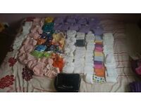 Massive bundle BTP re-usable nappies. Including totsbots, little lamb, lollypop.