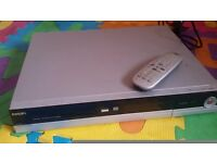 Philips Dvd player/recorder