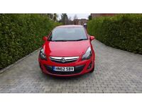 2012 (62) Vauxhall Corsa Active, 1.2, Low Mileage!