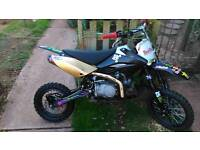 125 pitbike wpb