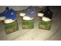100% organic shoes