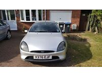 FORD PUMA 1999 SPARES AND REPAIRS £200. M.O.T expired. ABS fault light on. DRIVABLE.