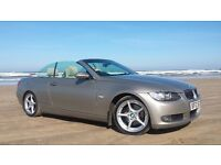 2007 BMW 325i Convertible. Lovely condition.