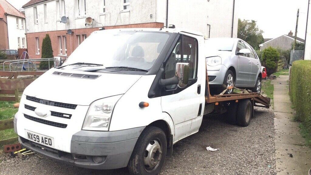 Transit recovery truck | in Stranraer, Dumfries and Galloway | Gumtree
