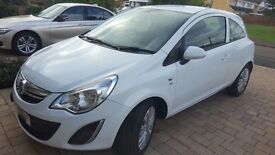 Vauxhall Corsa 2012 (12) - 1.2 Excite 3dr [AC]