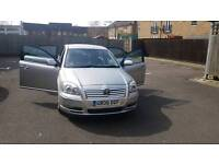 2006 toyota avensis saloon for sale manual 76400miles