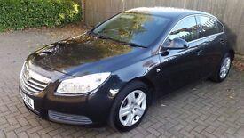2010 Vauxhall Insignia 2.0 CDTi 16v Exclusiv 5dr Automatic 79k miles New MOT
