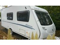 Swift Europa 520 caravan 2008 4 Berth immaculate condition