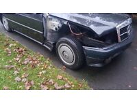 Mercedes 190 190E (W201) 2.0 MANUAL - Project or Spares