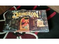 The New Dungeon board game