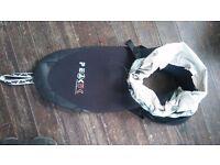 For sale used sea kayak spray decks and a buoyancy aid
