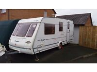 Compass Omega 490/4 - 4 Berth - Full Awning