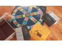 Vintage Collectable 1983 Trivial Pursuit Board Game