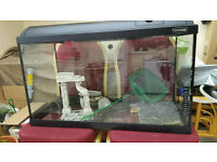 100 Litre Fish Tank with Accessories
