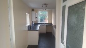 New refurbished rental accommodation in Brampton, Chesterfield 2 large bedrooms £550pcm