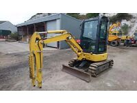 2011 Komatsu PC26MR-3 2.8 Ton Mini Excavator / Digger £16,950 + VAT