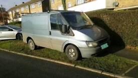 ford transit 125ps