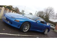 1991 MITSUBISHI 3000GT GTO 3.0 V6 DOUBLE OVER HEAD CAMSHAFTS TWIN TURBO FOUR