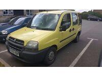 Fiat van/car for sale