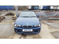bmw 330ci convertible for swap