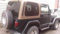 2000 Jeep Wrangler jeep Autre